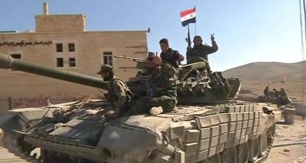 الجيش يفشل الهجوم الأعنف على أسوار مدينة الماغوط